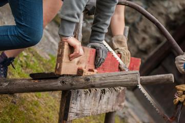 segare legna