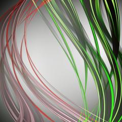 fantastic powerful eco background design illustration