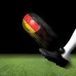 Chute da Alemanha ao Gol