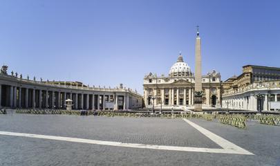 St. Peter's Squar, Vatican, Rome