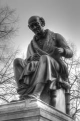 Christian Friedrich Samuel Hahnemann Denkmal