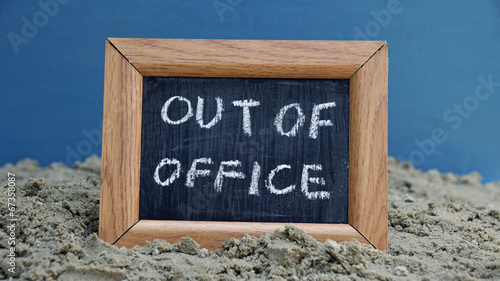 Out of office - 67358087