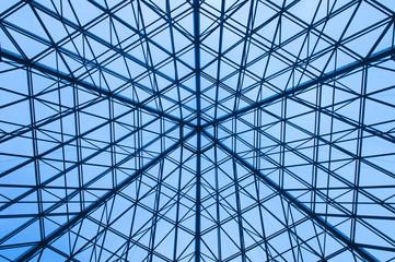 ガラス天井
