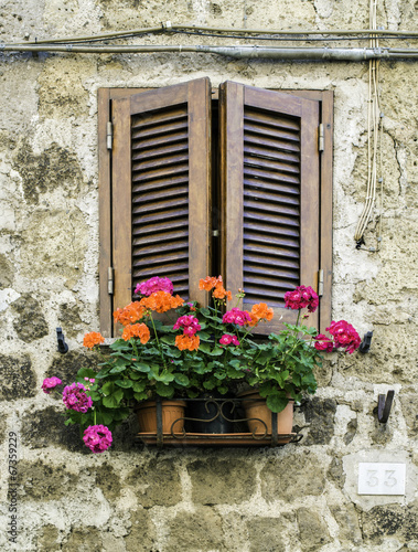 Traditional Italian homes © Deyan Georgiev