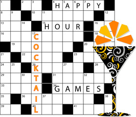 Cocktails and games