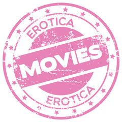 erotica movies rubber stamp