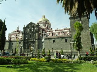 Cattedrale di San Domenico di Guzman 2, Puebla, Messico
