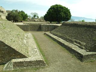 Gioco della Pelota, Sito archeologico di Monte Alban, Messico