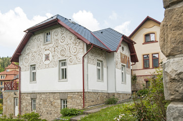 Jewels of Bohemia - Luhačovice town