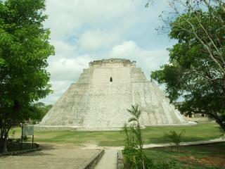 Piramide dell'Indovino, Uxmal, Messico