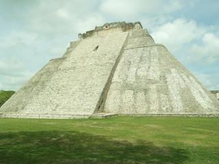 Piramide dell'Indovino 2, Uxmal, Messico