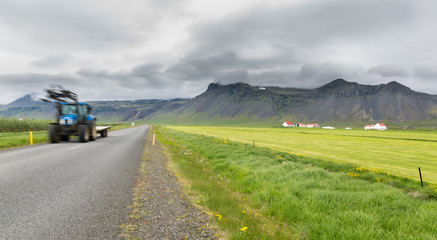 Iceland by car... trail!