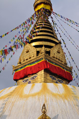 Nepali Eyes Mortar
