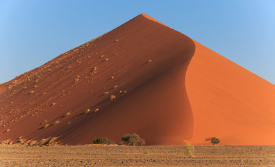 Mighty red dune