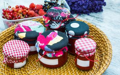Marmelade zum Verkauf