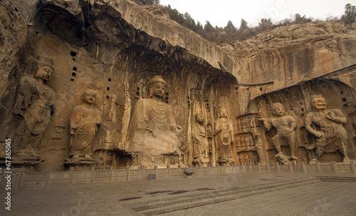 Longmen grottoes - 67365065
