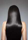 Fototapety Long straight hair