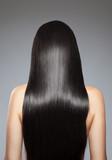 Fototapety Long straight hair