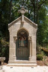 Chapelle chemin de croix  Rocamadour