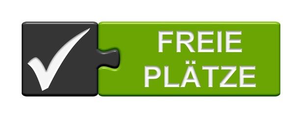 Puzzle-Button grau grün: Freie Plätze