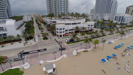 Aerial video Fort Lauderdale FL