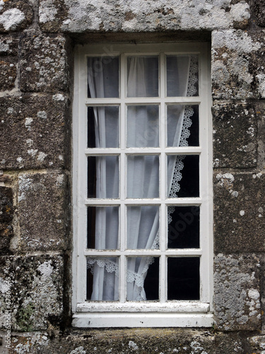 canvas print picture Fenster - window