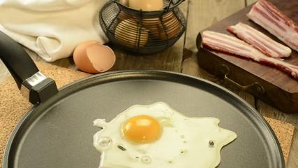 Uovo in padella