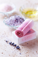 Handmade Soaps, Bath Salt and Natural Body Oil
