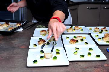 Gourmet French Dinner