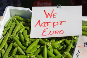 We Accept Euro