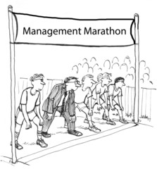 Management Marathon