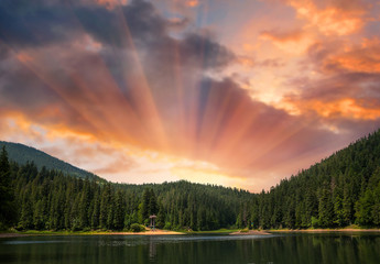 Sinevir lake