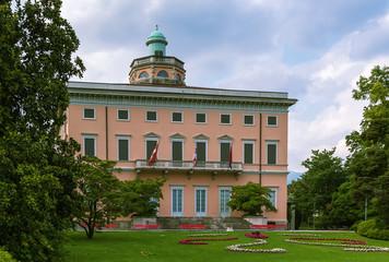 Villa Ciani, Lugano