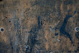 Old grunge rough oxidazed iron surface metal corroded plate