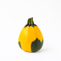 pumpkin. Isolate. white background. halloween