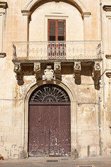 Lecce, palazzo antico