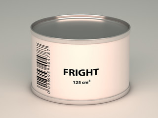 bank with fright title