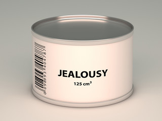 bank with jealousy title