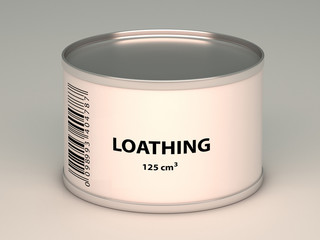 bank with   loathing title