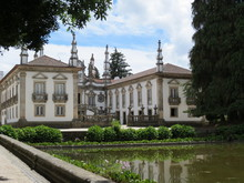 Portugal - Vila Real Manoir de Mateus