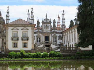 Portugal - Vila Real - Manoir de Mateus