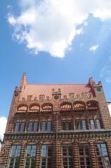 Altes Haus in Wismar 9