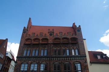 Altes Haus in Wismar 3