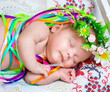 newborn Ukrainian  girl