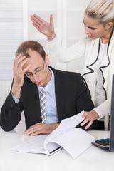 Konflikte am Arbeitsplatz - Streit unter Kollegen