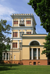 Tower at the Palace in Gomel