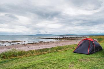 Camping in Irlanda
