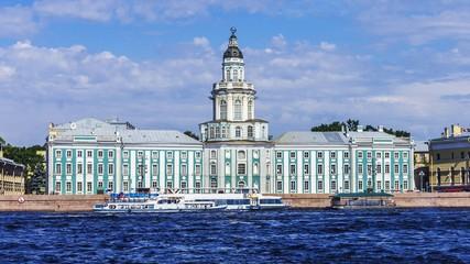 Kunstkammer Museum of St. Petersburg, Russia