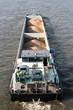 Binnenschiff auf dem Rhein - 67387262