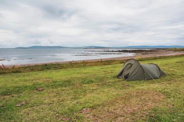 Campeggiare in Irlanda